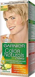 Garnier Color Naturals 9.1 Extra Ligth Ash blonde Haircolor
