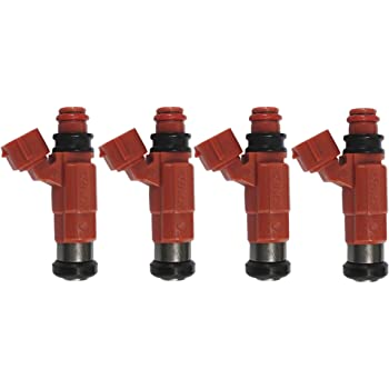 4 PCS 115HP CDH210 Fuel Injectors nozzle injection fit Mitsubishi