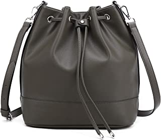 AFKOMST Beuteltasche Damen,Leicht Schultertasche Damen Gross und Sanft Handtasche mit 2 Schulterriemen