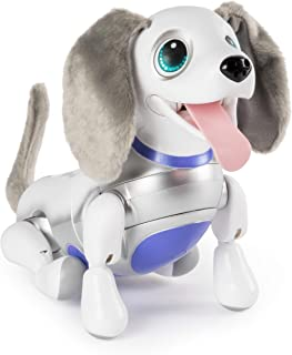 Zoomer - Playful Pup, Responsive Robotic Dog with Voice Recognition and Realistic Motion, for Ages 5 and Up