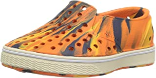 Native Shoes Kids' Miles Marbled Child Sneaker