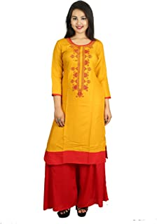 606fac416e Amazon.in: ₹500 - ₹750 - Salwar Suits / Ethnic Wear: Clothing ...