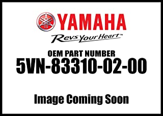 Yamaha 5VN-83310-02-00 Front Flasher Light Assembly 1; 5VN833100200 Made by Yamaha