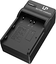 LP EN-EL3e Battery Charger for Nikon EN-EL3e, EL3, EL3a Battery, Compatible with Nikon D50, D70, D70s, D80, D90, D100, D200, D300, D300s, D700 & More