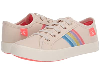 Joules Kids Coast Pump (Toddler/Little Kid/Big Kid) (Rainbow) Girls Shoes