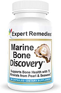 Sponsored Ad - Astronauts Calcium Magnesium Supplement – Supports Bone Health & Strength – Includes Vitamin D3 + K2, Pearl...