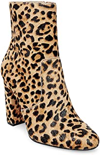 Women's Editor-L Ankle Boot, Leopard, 9.5 M