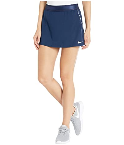 Nike Court Dry Skirt Stretch (College Navy/White) Women