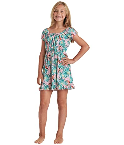 Billabong Kids Birds of Paradise Dress (Little Kids/Big Kids) (Multi) Girl
