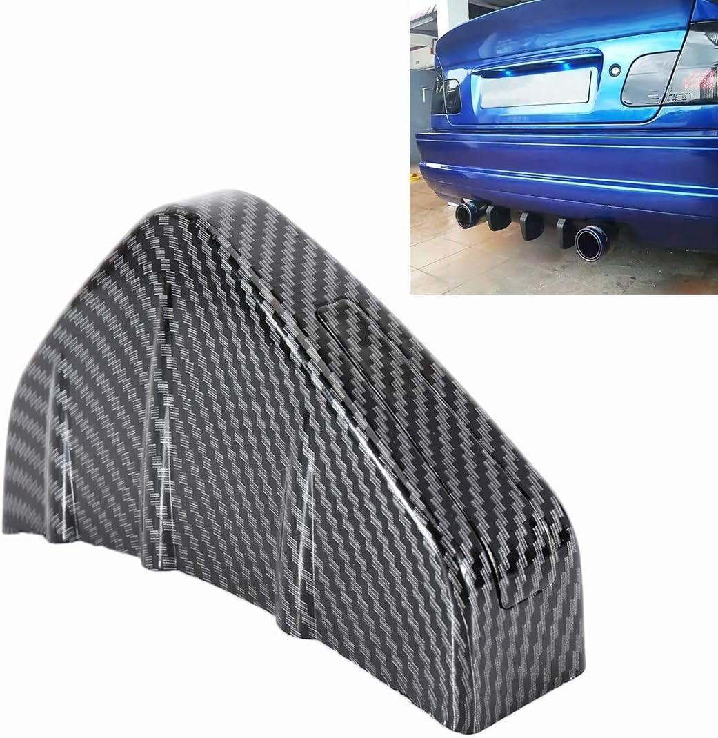 Max 54% OFF WHZ Universal Car-Styling Carbon Fiber Texture Spat Import Plastic Rear