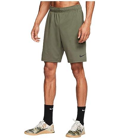 Nike Big Tall Dry Shorts Epic 2.0 (Cargo Khaki/Black) Men