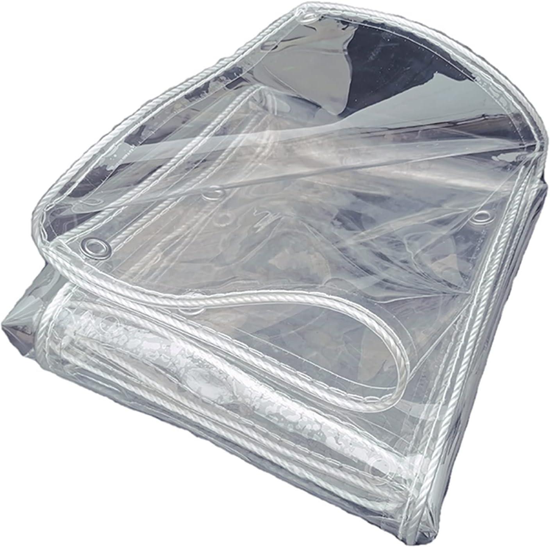 XXIOJUN Clear Waterproof Ranking TOP15 Cover Tarp Duty Tarpaulin Dustpro Max 59% OFF Heavy