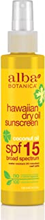 Best natural sunscreen coconut oil Reviews