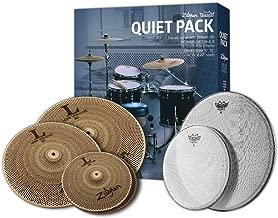 quiet drum skins