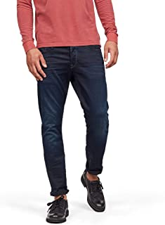 G-Star RAW Men's 3301 Straight Tapered Jeans