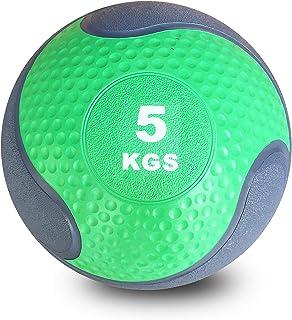 Dawson Sports Rubber Medicine Weight Ball 5 Kg - Green…