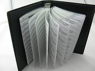 0805 SMD Inductor assorted folder 33 value total 3300 pcs chip inductor booklet