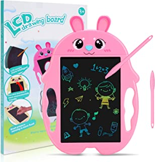 Caneocane LCD Writing Tablet, Kids Toys for 3 4 5 6 7 Years Old Boys Girls, LCD Drawing Board Pads for Kids, Digital Doodl...