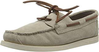 Superdry Leather Deck Shoe, Chaussures Bateau Homme