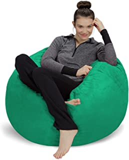 Sofa Sack – Plush, Ultra Soft Bean Bag Chair – Memory Foam Bean Bag Chair..