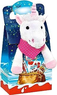 Kinder Maxi Mix Christmas Candy Set: Unicorn (Schoko-Bons, Kinder Country, Kinder Bueno, Kinder Riegel)