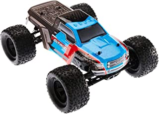 ARRMA GRANITE VOLTAGE MEGA 2WD SRS RC Monster Truck RTR with 2.4GHz Radio | 2 x Li-Ion Battery | Charger | 1:10 Scale (Blue/Black)