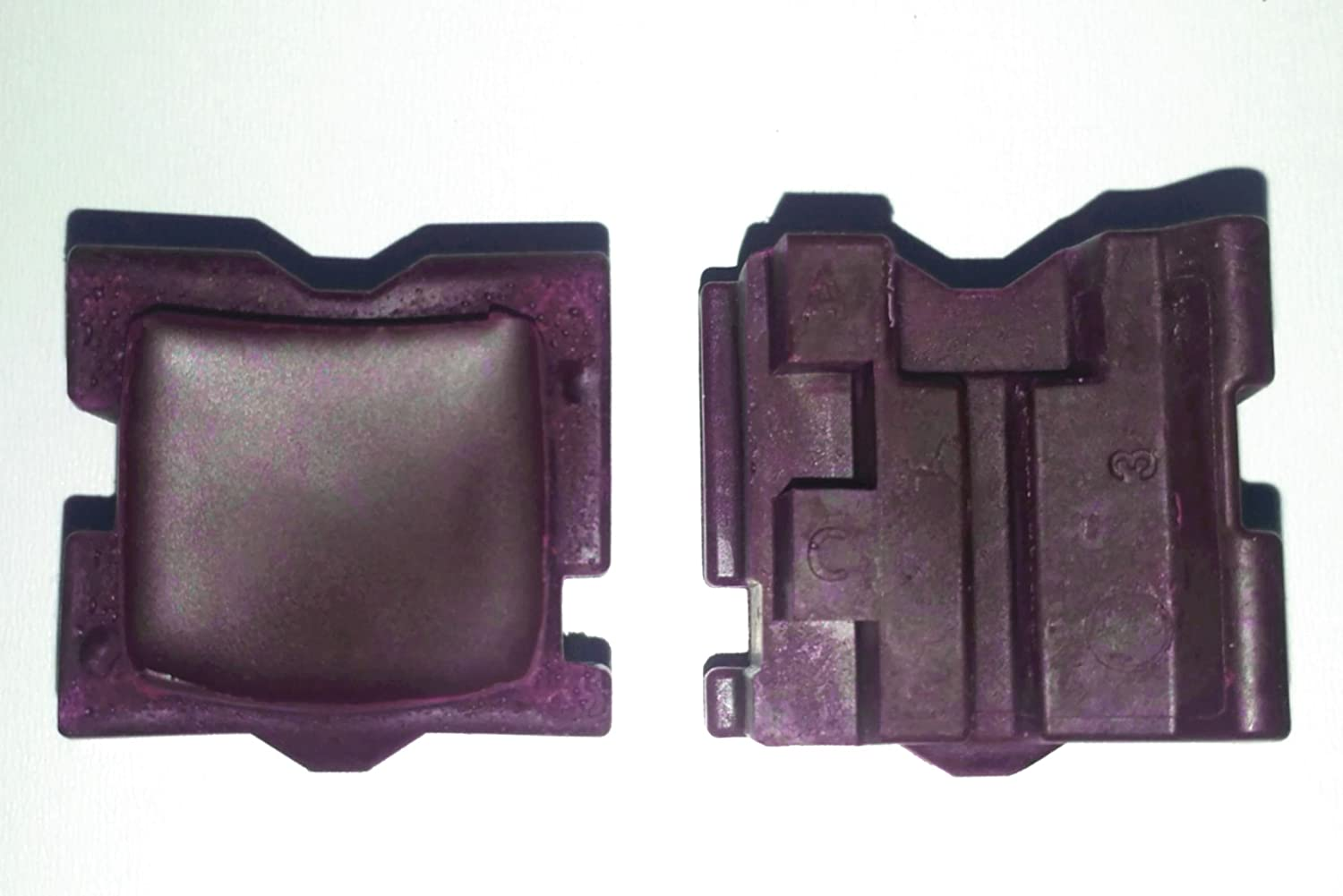 Compatible with Xerox ColorQube 8570/8580 (Magenta, 2-Pack)