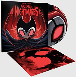 Hollow Knight Gods & Nightmares (Limited Edition Picture Disc Vinyl)