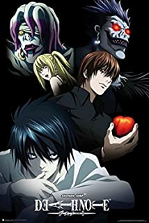 death note anime art