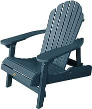 Highwood AD-CHL1-NBE Hamilton Adirondack Chair, Adult, Nantucket Blue