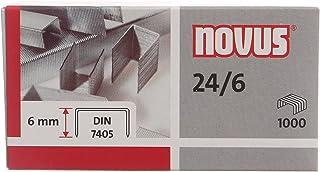 Novus 24/6 Staples - Pack Of 1000 Pcs.