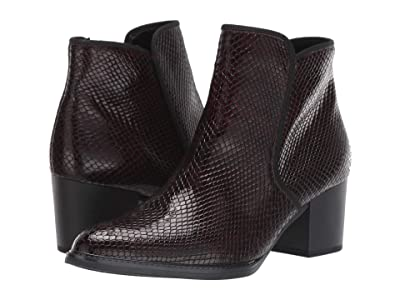 Gabor Gabor 32.890 (Dark Red Snake) Women