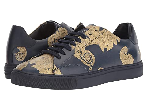 Versace Collection Baroque Print Lace-Up