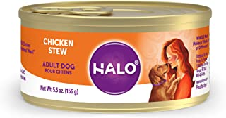 Halo Natural Chicken Recipe 5 5 Ounce