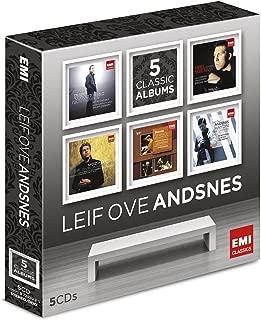 Mejor Leif Ove Andsnes de 2020 - Mejor valorados y revisados