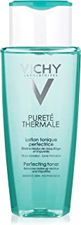 Vichy Pureté Thermale Perfecting Face Toner, Alcohol-Free, 6.76 Fl. Oz.