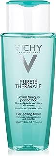 Vichy Pureté Thermale Perfecting Face Toner, Alcohol-Free, 6.76 Fl Oz
