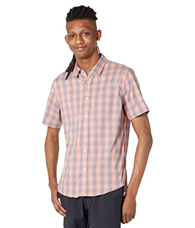 Faherty Short Sleeve Movement Shirt