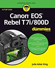 Best canon t7i for dummies Reviews