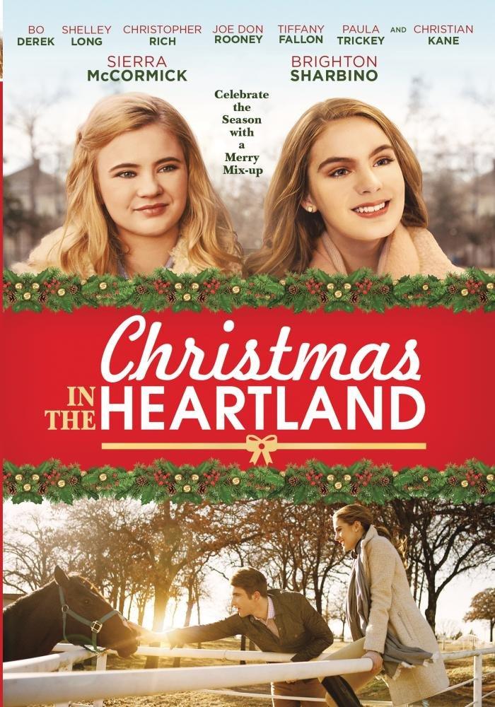 Christmas in the Heartland DVD