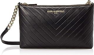 Karl Lagerfeld Paris womens Charlotte Crossbody