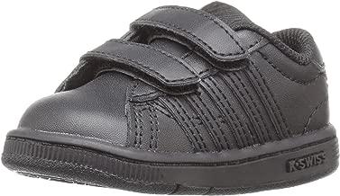 K-Swiss Baby Boys' Hoke Strap Leather Sneaker