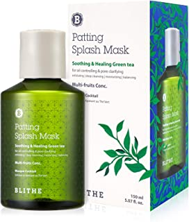 Best blithe water splash mask Reviews