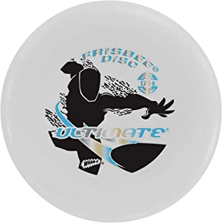 Wham-O Ultimate Flying Disc Frisbee 175g, Assorted Colors (Renewed)