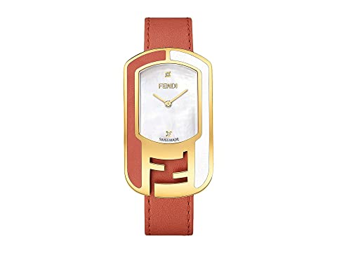 Fendi Timepieces Chameleon Leather 29X49mm