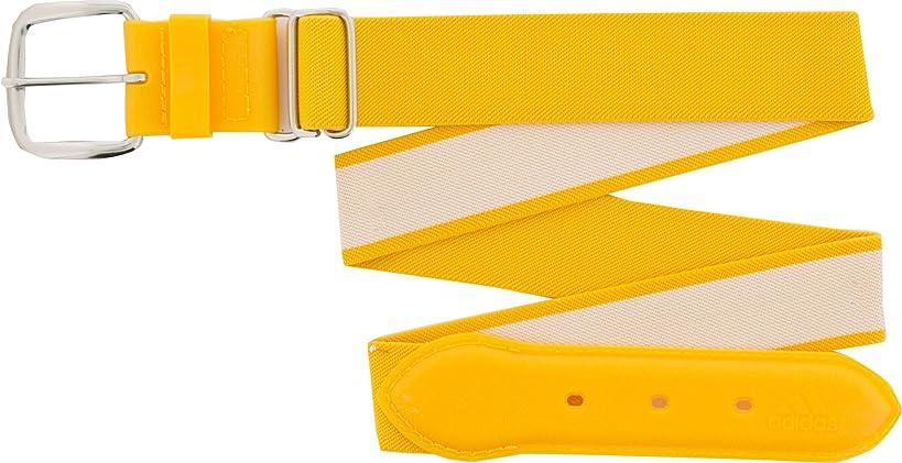 Adidas Youth Baseball Belt (Gold, Youth)