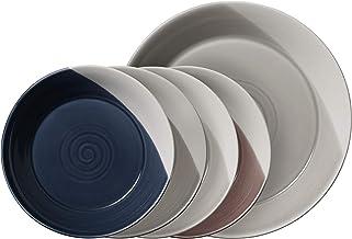 Royal Doulton Bowls of Plenty 5 Pc Pasta Set Multi, Porcelain, Mixed
