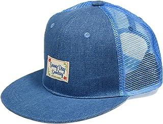 [ランスコ] 帽子 キャップ メンズ ブランド スポーツ ベースボールキャップ 男女兼用 BBキャップ CAP フリーサイズ カジュアル アジャスター付 BB デザイン