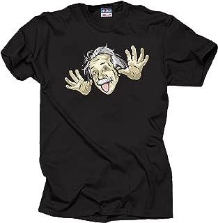 Einstein T-shirt Physics Tee Shirt