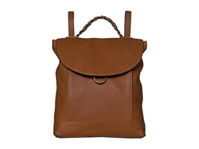 Lucky Brand Vala Backpack (New Cognac) Backpack Bags